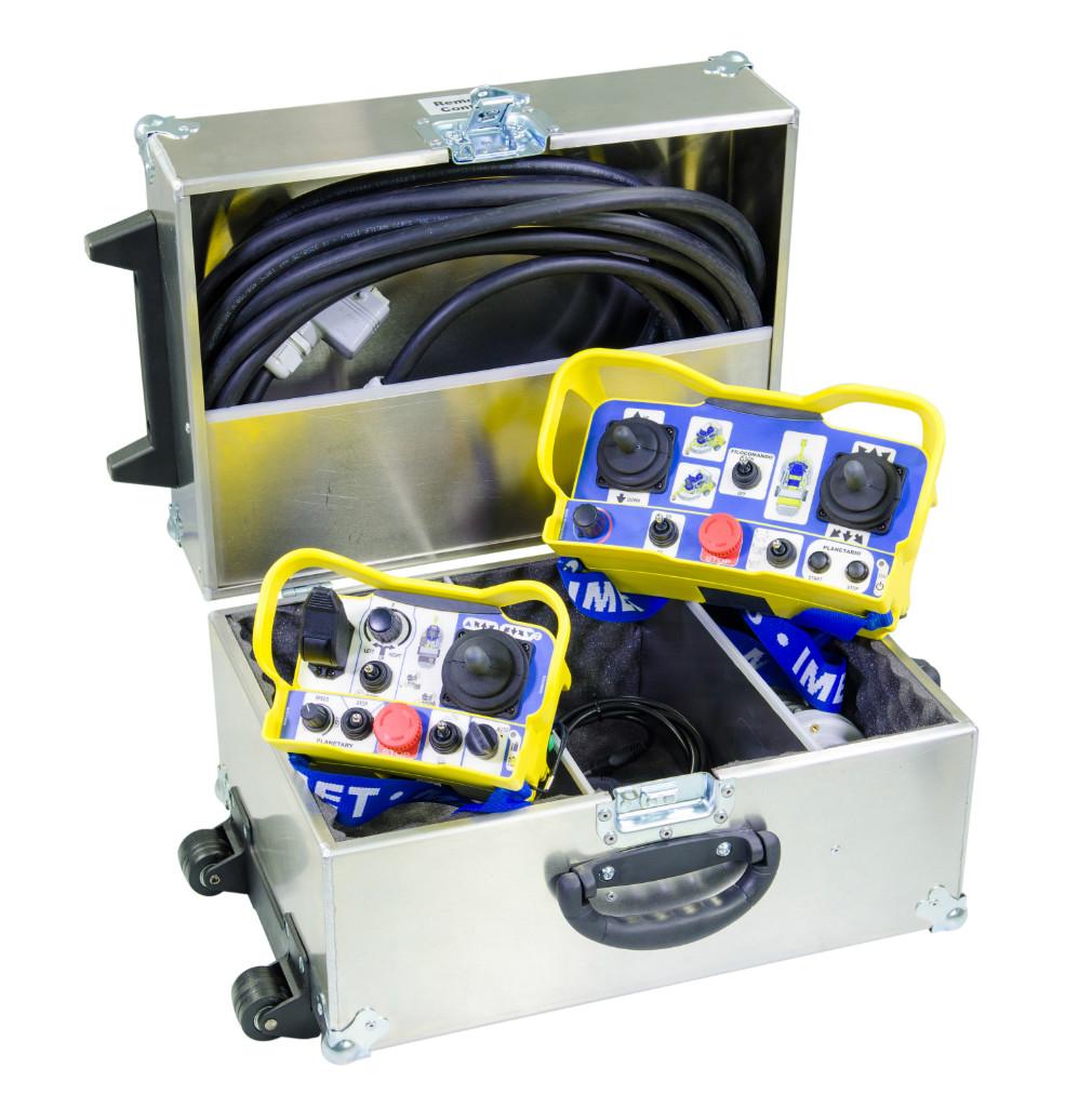 Remote Control Polishing Equipment